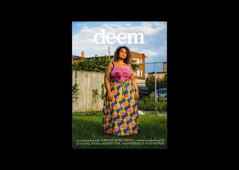 Deem Issue One. Courtesy of Deem Journal
