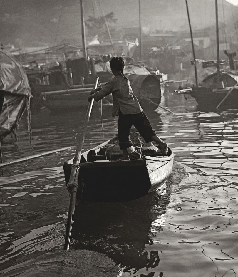 Fan Ho 'The Young Punter(獨當一面)' Hong Kong 1950s and 60s, courtesy of Blue Lotus Gallery