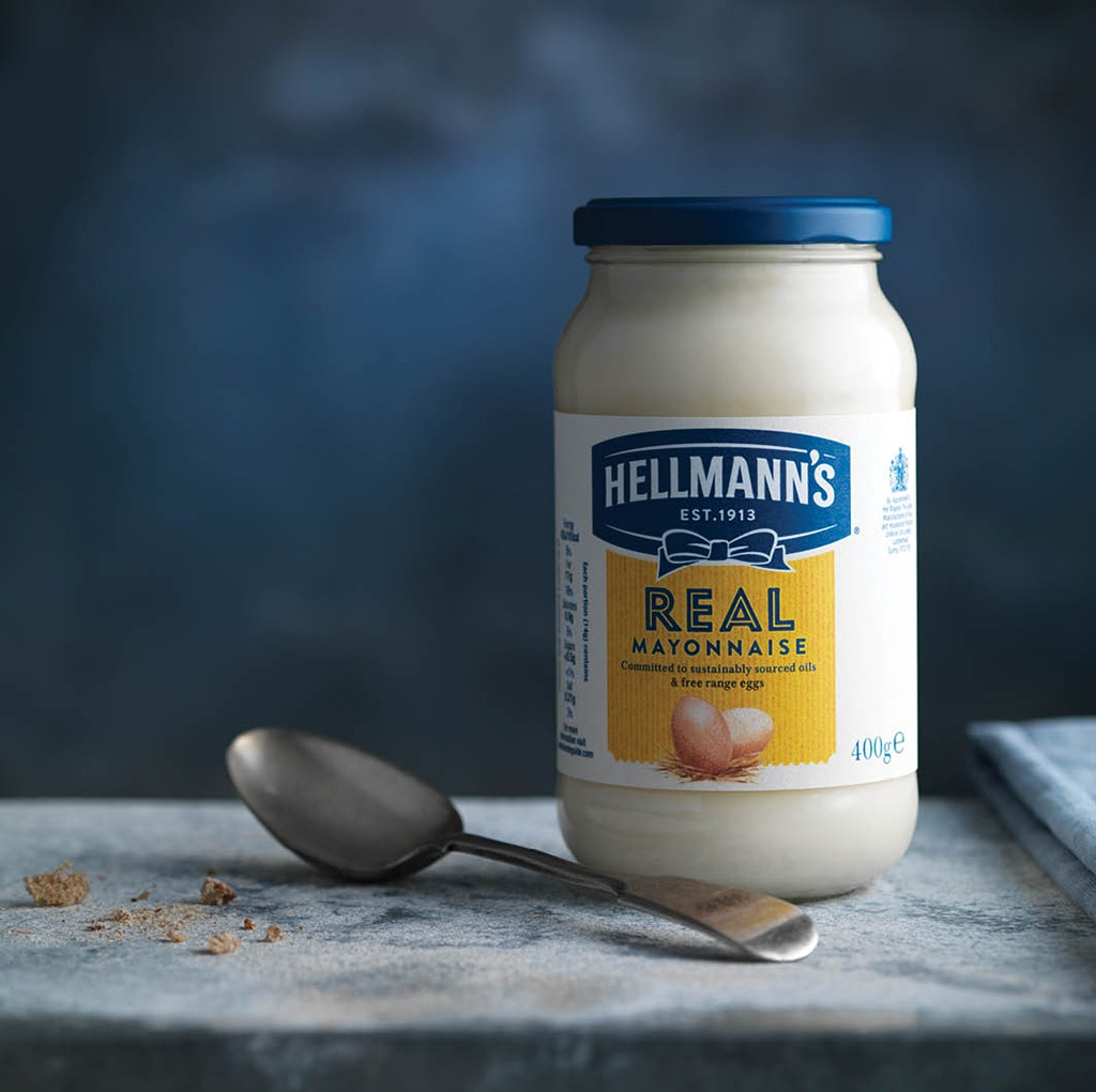 Re-positioning Hellmann's as a real food brand