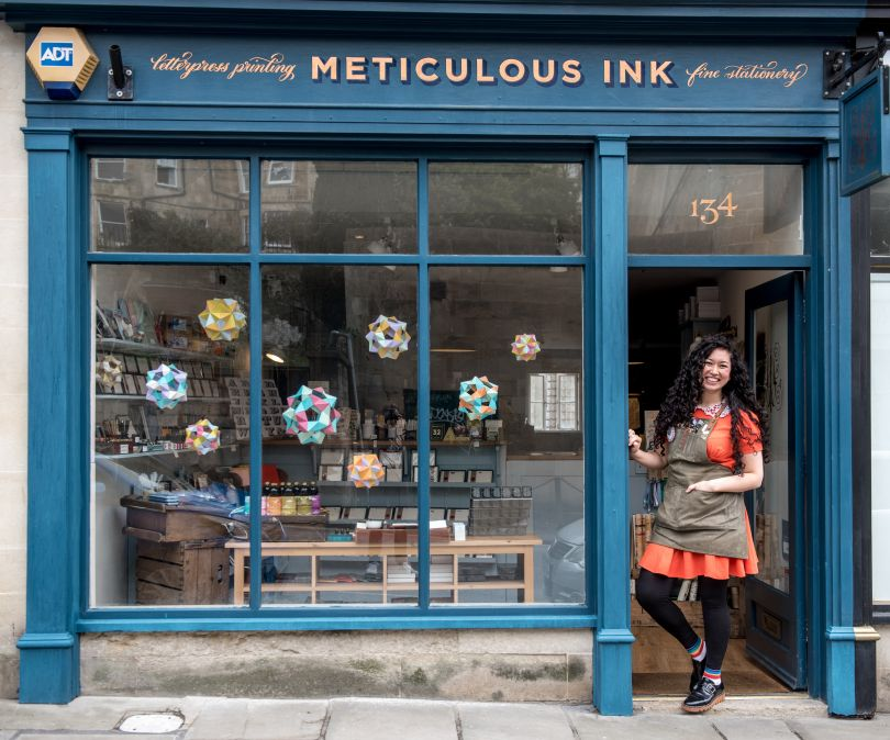 Meticulous Ink, Bath. Photo by Betty Bhandari - The Creative Collaboration