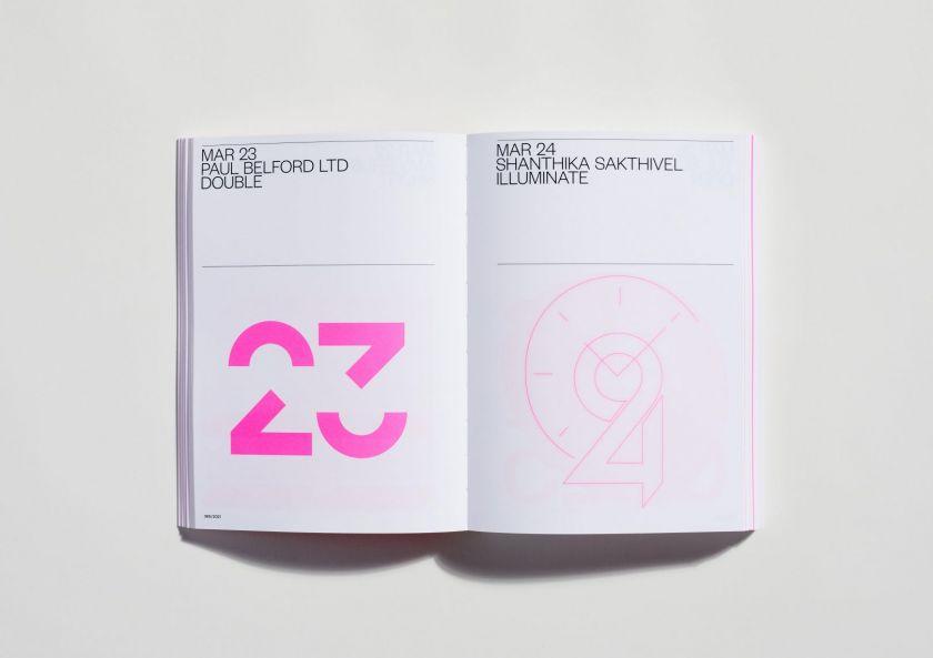 Fedrigoni 365 calendar