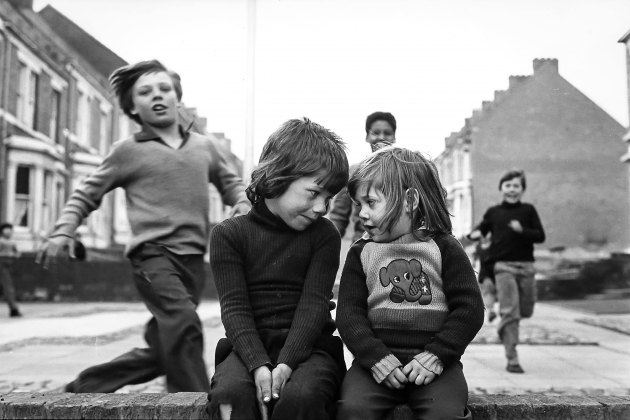 Tish Murtha Elswick Kids, 1978 © Ella Murtha, All rights reserved. Courtesy of Ella Murtha & The Photographers' Gallery