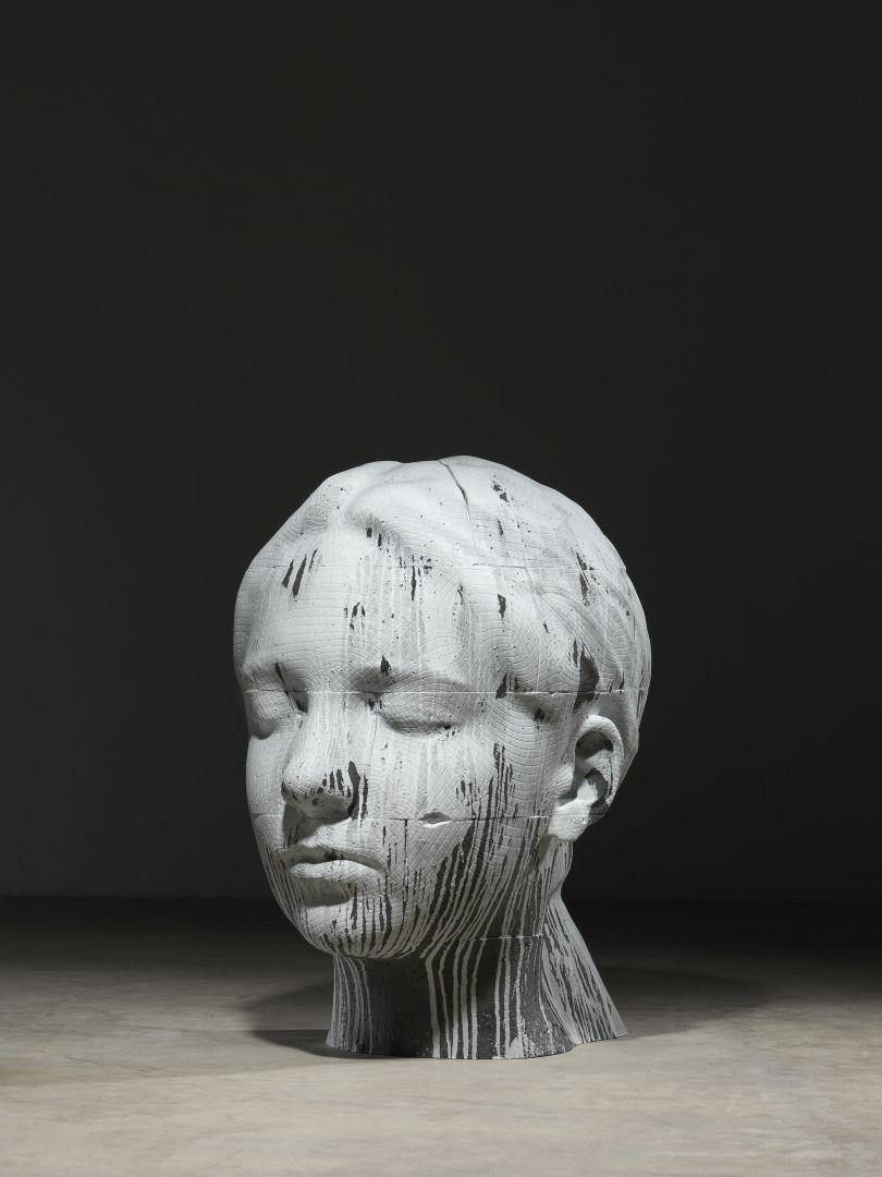 Anna, 2019 © Jaume Plensa