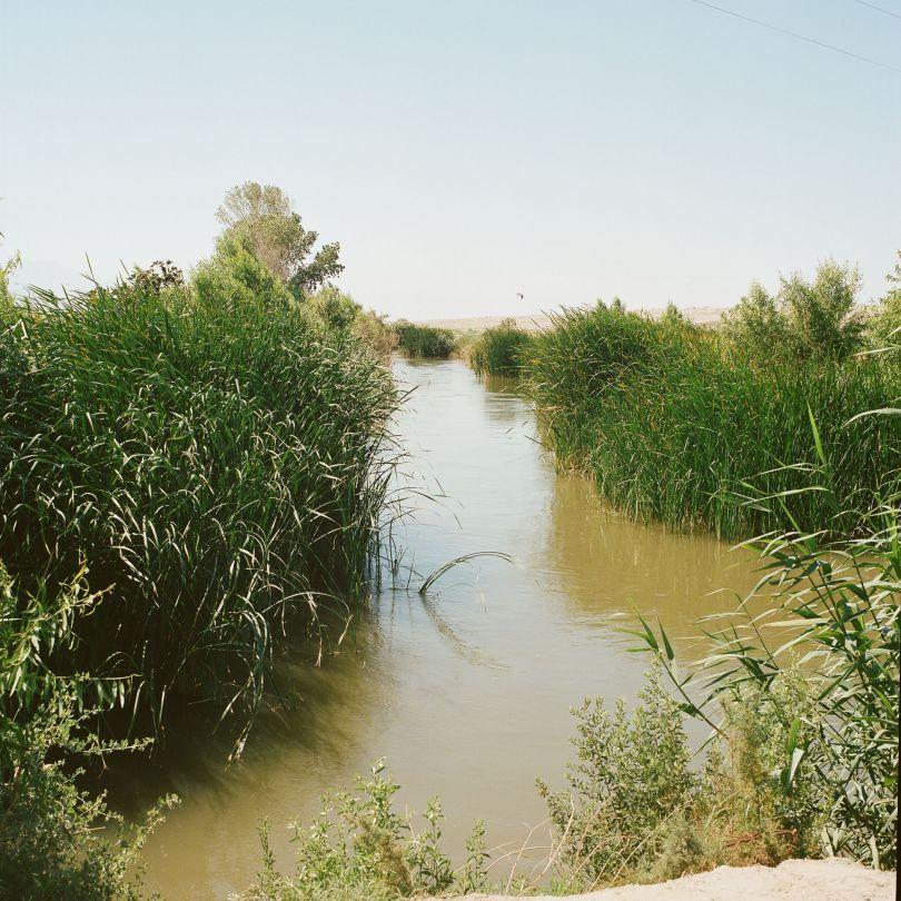 Whitewater River Near Entry to Salton Sea © Debbie Bentley
