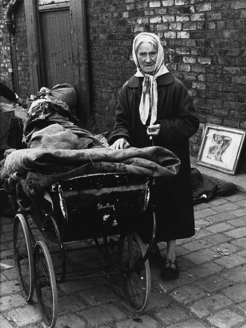 Shirley Baker, Ancoats, Manchester, 1968