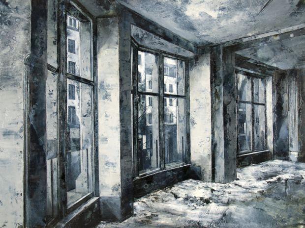 Into the Plaster of Walls, 2017, Mark Thompson © Mark Thompson