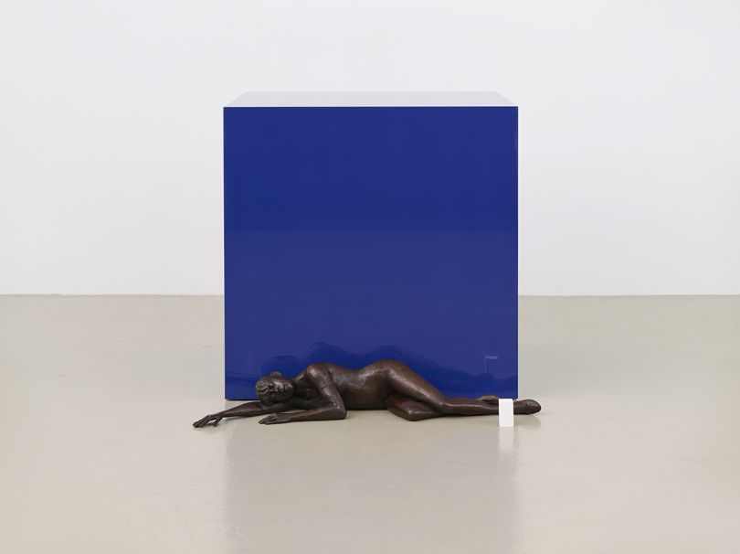 Image credit: Ryan Gander, As old as time itself, slept alone (2016). A 70th Anniversary Commission for the Arts Council Collection ©the artist 2016. Photo: Anna Arca