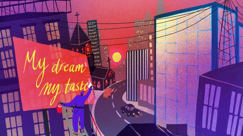 Studio Desk animate hopeful visions of the future