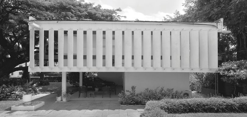 Kenneth Scott: Scott House, Accra, Ghana, 1961. Picture credit: Peter Tolkin