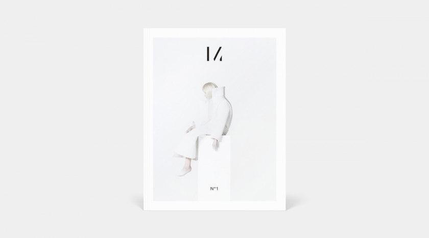 Minimalissimo Nº1: The popular minimalist design blog launches its print magazine