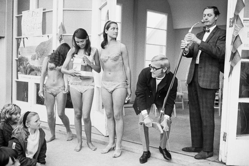 Beauty Pageant, Newquay, c. 1967 © Tony Ray-Jones