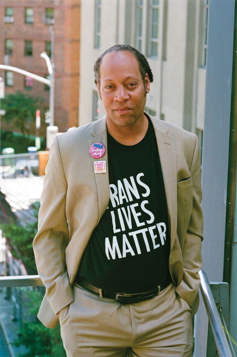 Jay W. Walker, Activist © Delphine Diallo
