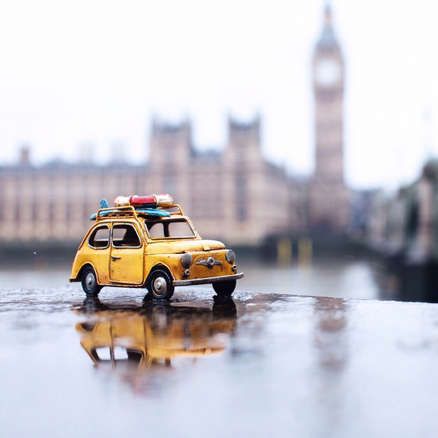 Travelling cars photographer goes on exciting mini for Car picture ideas