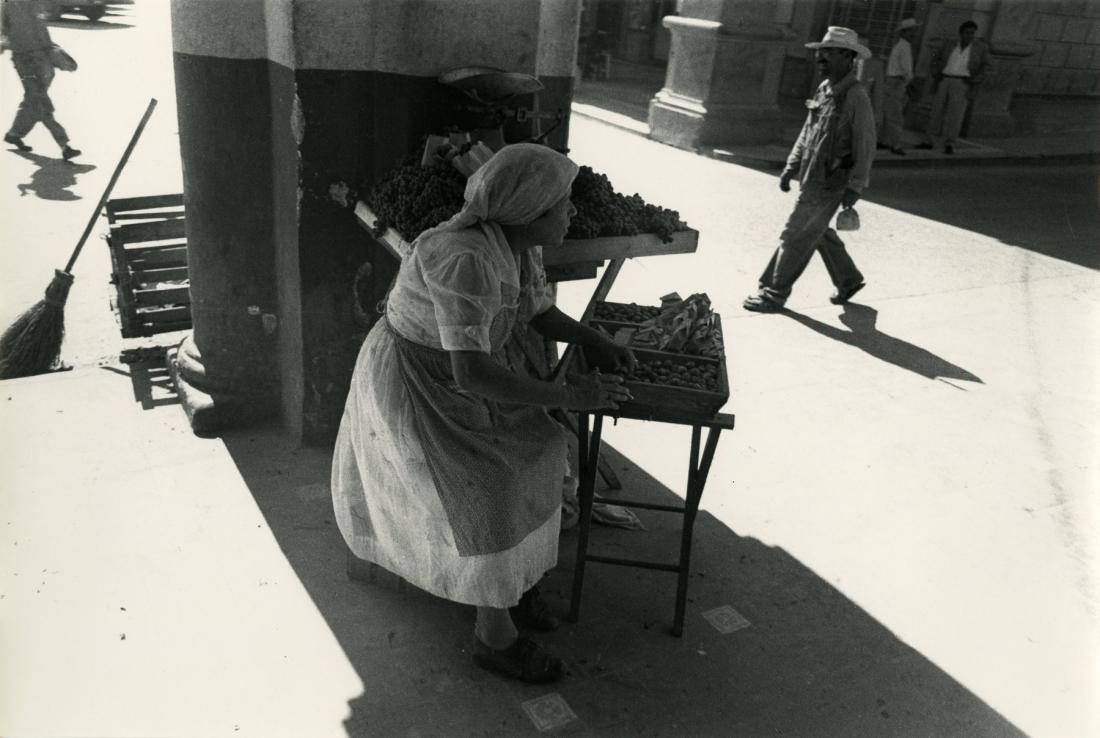 Sy Kattelson, Mexico, 1956