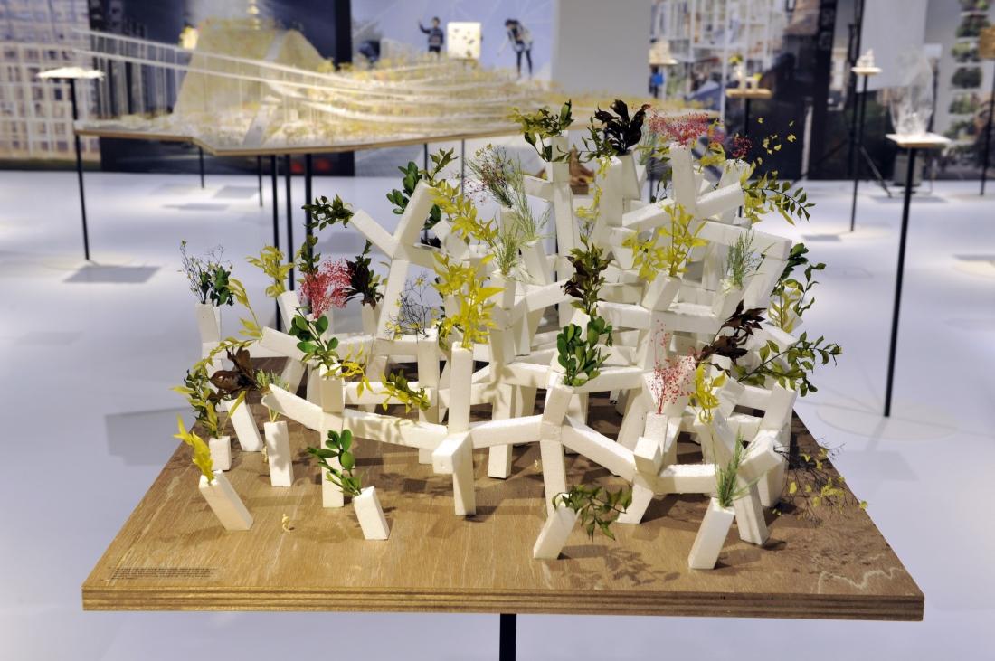 Sou Fujimoto Futures of the Future - Tree Building