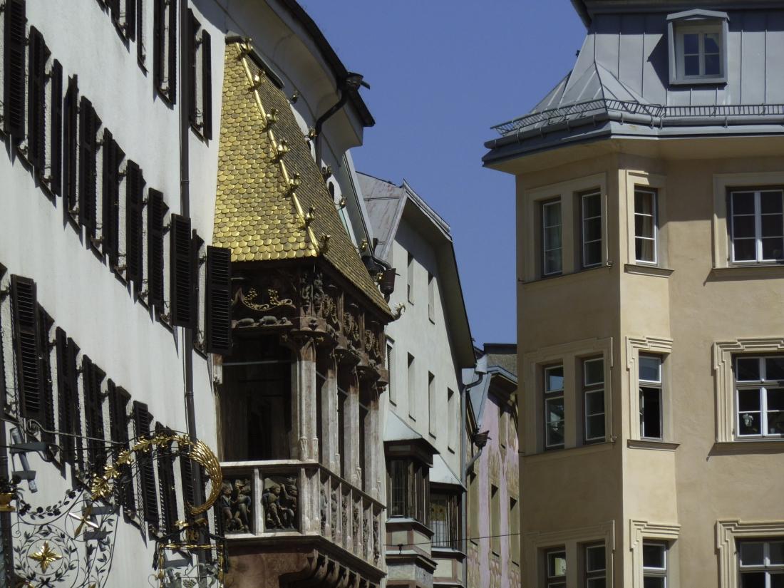 The Golden Roof © Tirol Werbung / Aichner Bernhard