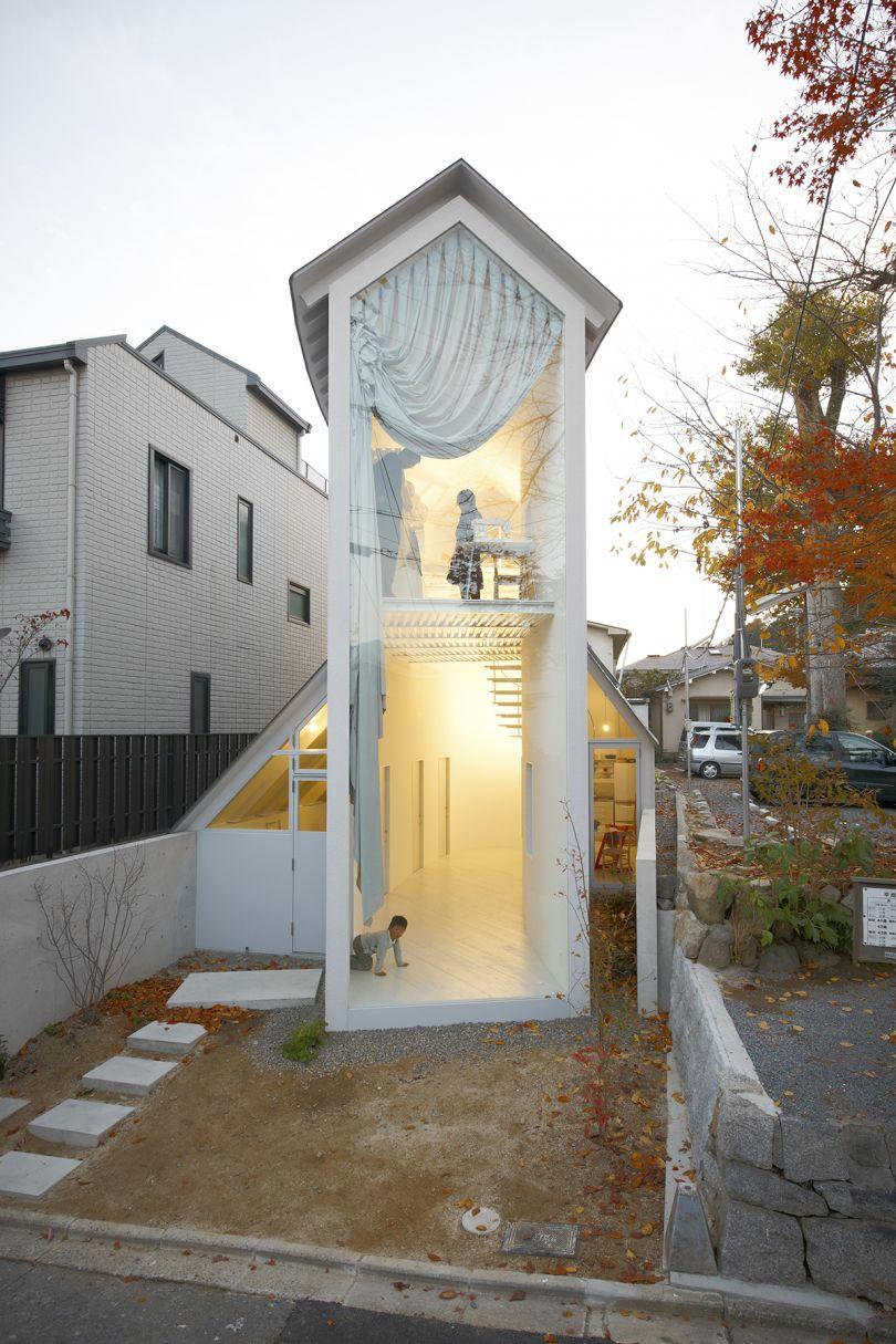 Hideyuki Nakayama O House, 2009 © Mitsutaka Kitamura