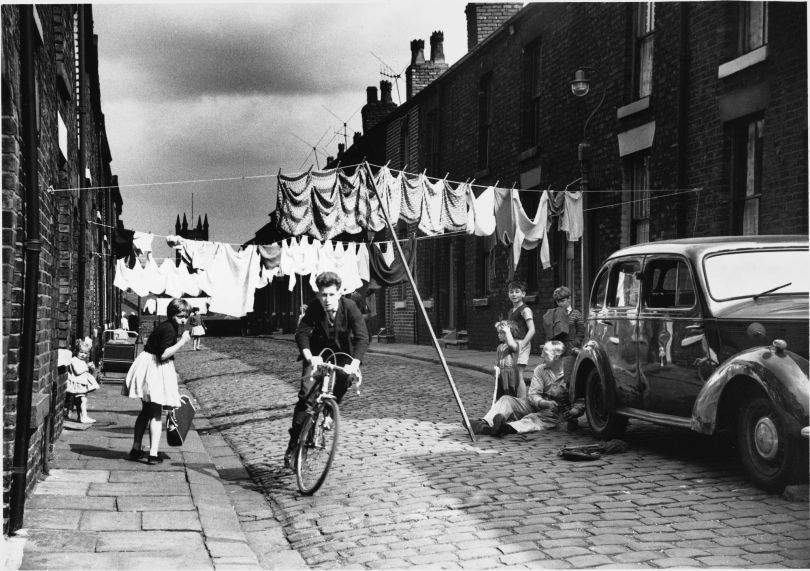 Shirley Baker Salford 1962 © Estate of Shirley Baker, Courtesy of The Photographers' Gallery