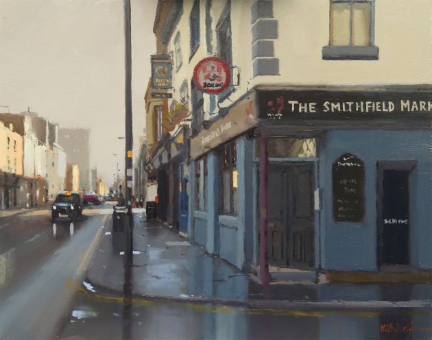 The Smithfield Tavern, Manchester © Michael Ashcroft