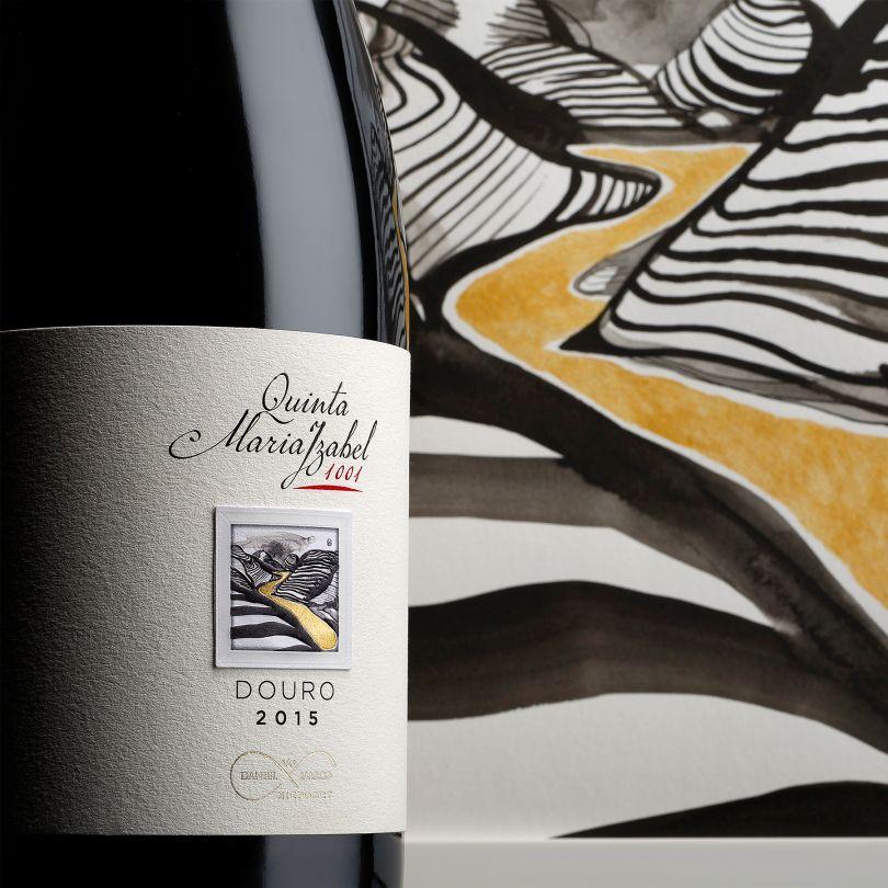 Quinta Maria Izabel 1001 Wine Packaging by Omdesign is Winner in Packaging Design Category, 2018 - 2019