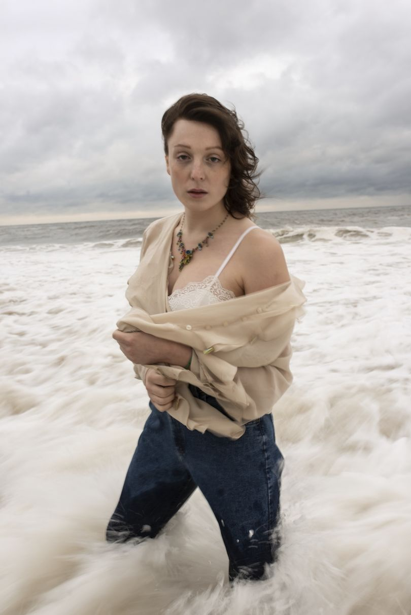 Elle Pérez, Mae at Riis Beach, 2020/2021