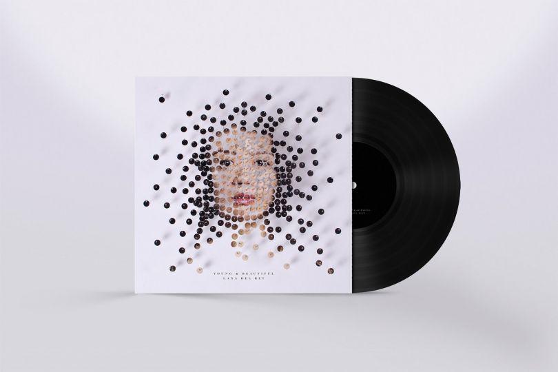 Lana Del Rey record artwork