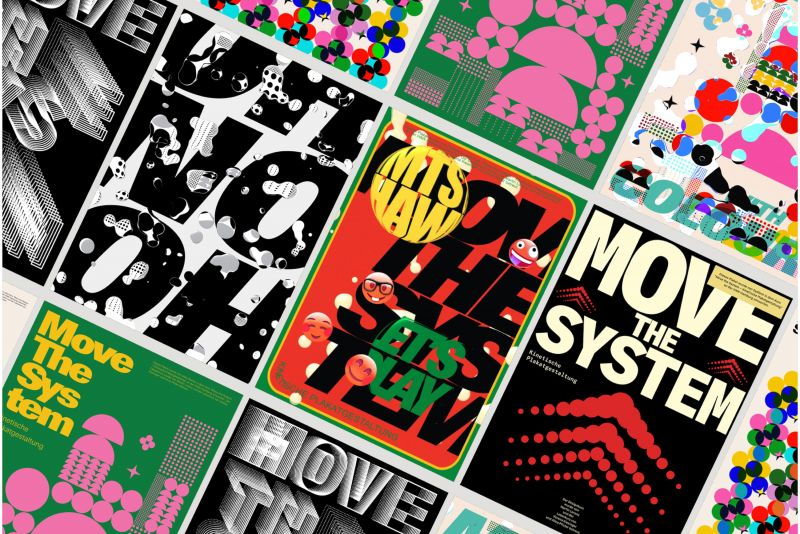 The Future of Design: Meet the playful and unforgettably punchy work of Gydient
