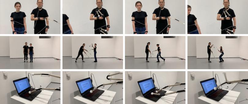 Performance using Prosthetic Finger Extensions.