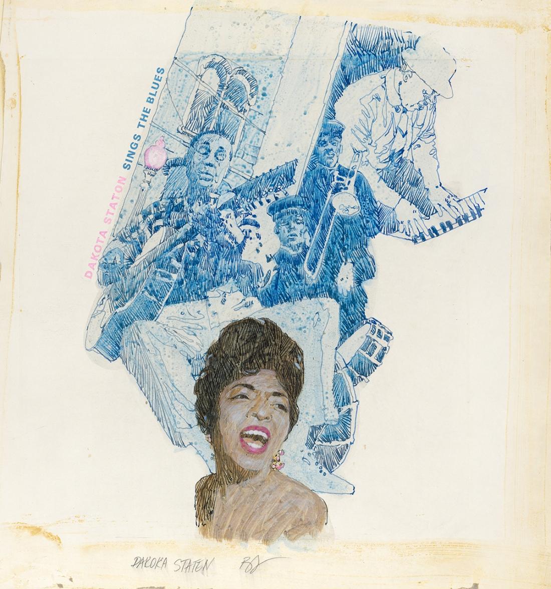 Dakota Sings the Blues, 1960s