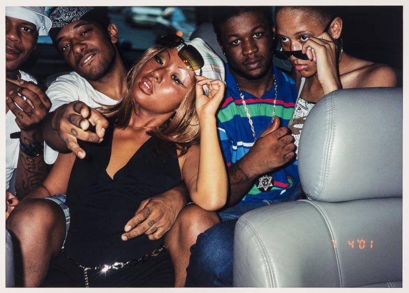 Nikki S. Lee The Hip Hop Project (1) 2001 © Nikki S. Lee Photo: Lee Stalsworth