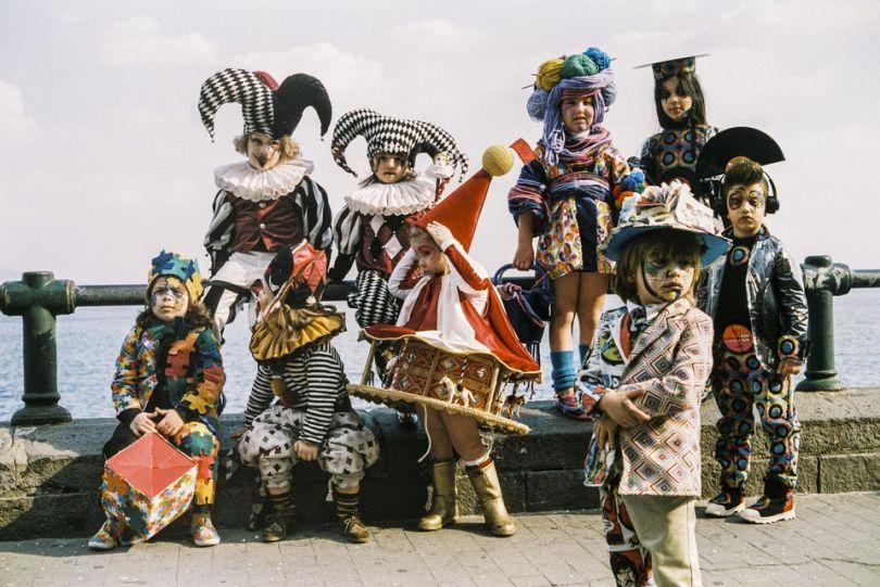 Carnival by Tiberio Sorvillo