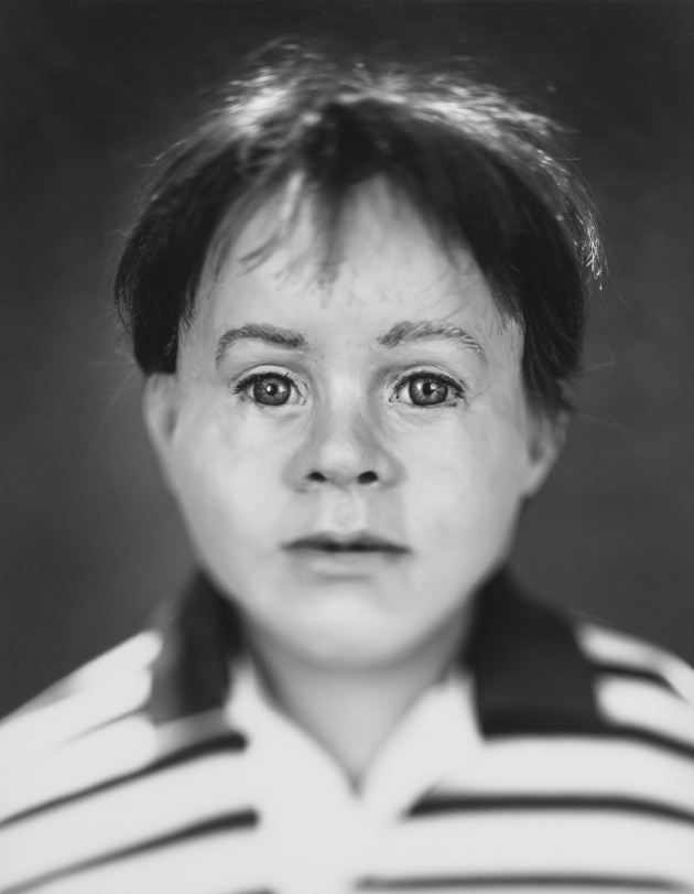 Arne Svenson, Unspeaking Likeness #4, 2005. © Arne Svenson, Courtesy Julie Saul Gallery, New York