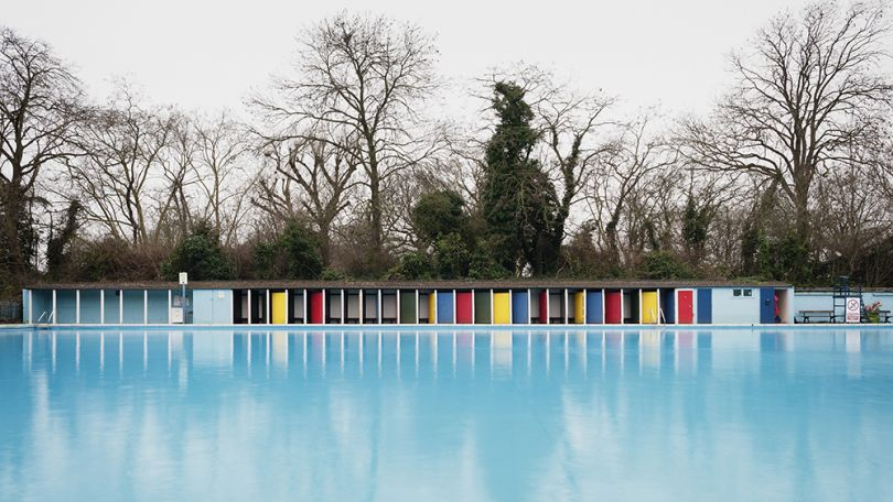 Tooting Bec Lido, London by Jonathan Syer, United Kingdom, Shortlist, Campaign, Professional, 2015 Sony World Photography Awards