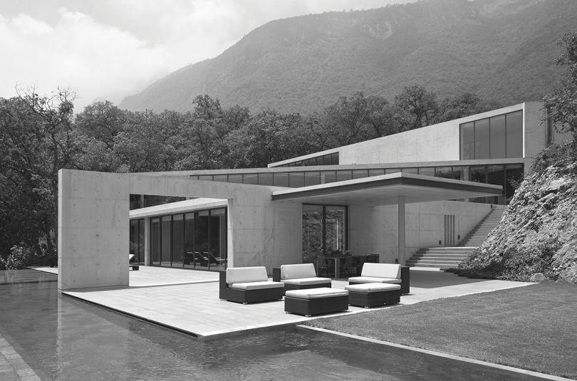Tadao Ando: House in Monterrey, Monterrey, Mexico, 2011. Picture credit: Toshiyuki Yano