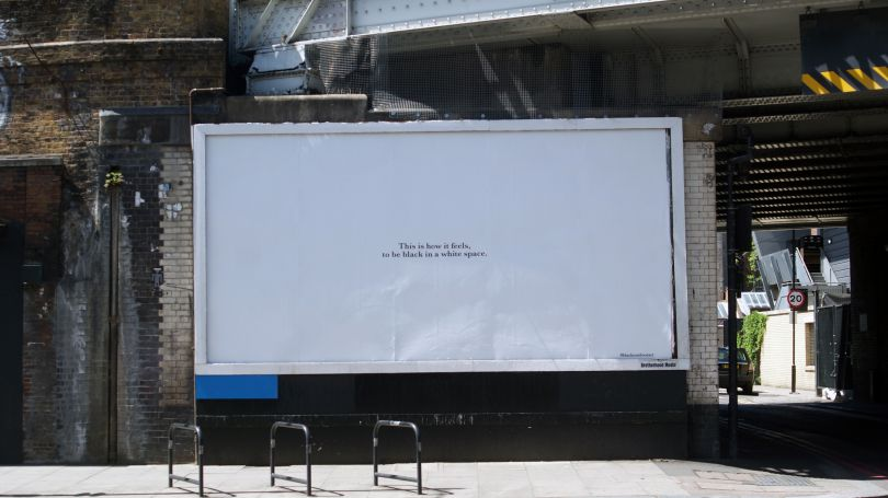 White Space by Greg Bunbury