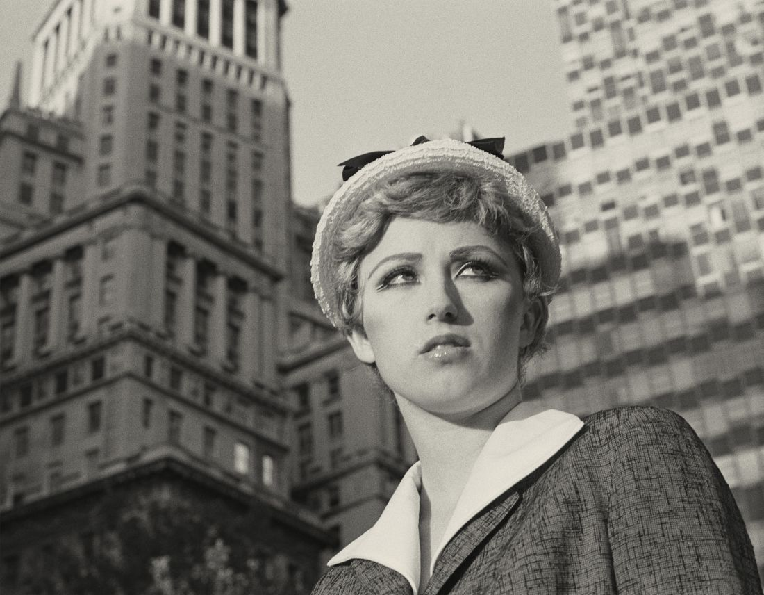 Cindy Sherman's groundbreaking images that capture the look