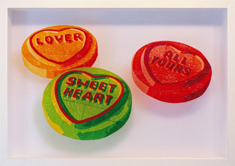 Love Hearts - SweetArt