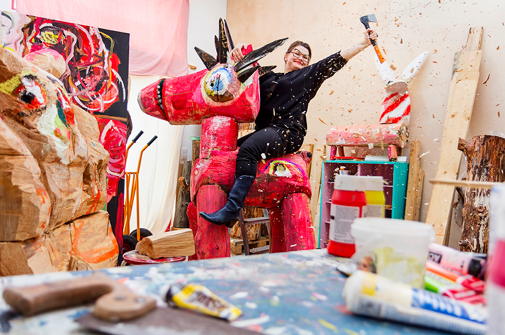 Jasmin Anoschkin's Unicorns, Madness & Stardust are just what you need in your life right now