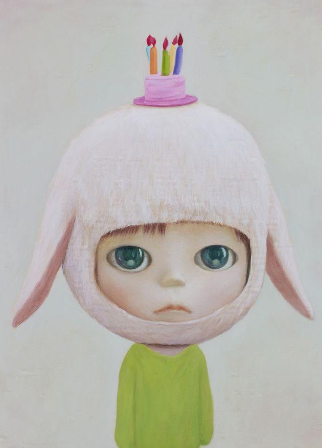 Little Sheep Boy © Mayuka Yamamoto