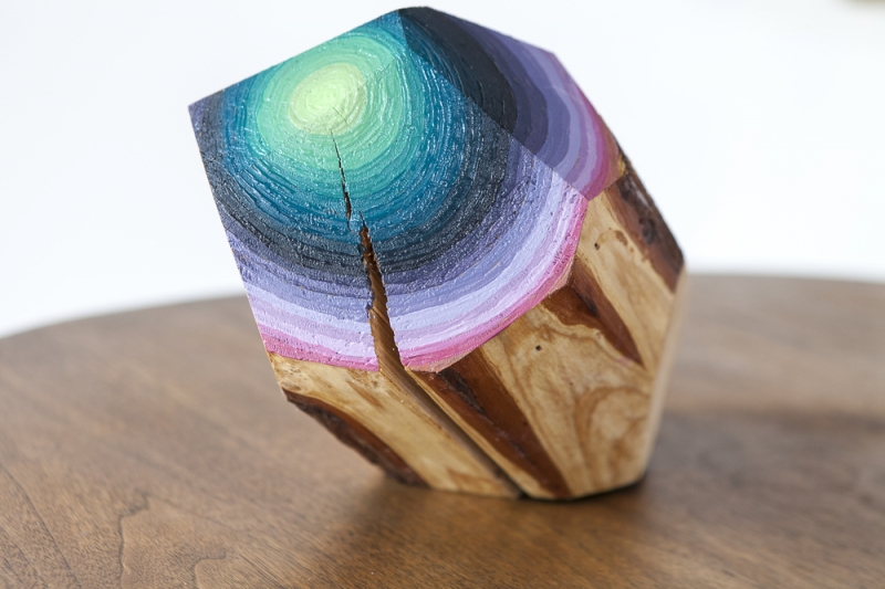Woodrocks Reclaimed Wood Shaped And Painted To Look Like