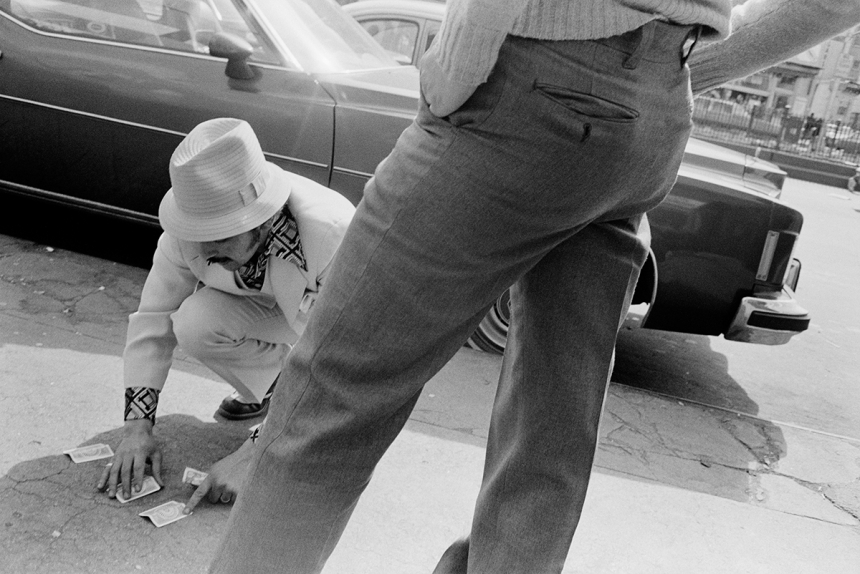 Delancey Street 1976 | © Edward Grazda