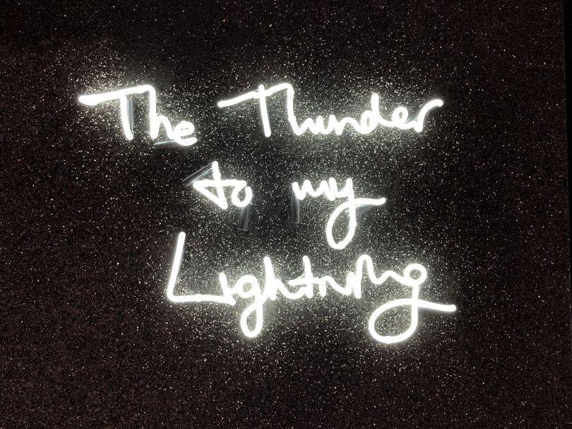 The Thunder to my Lightning.