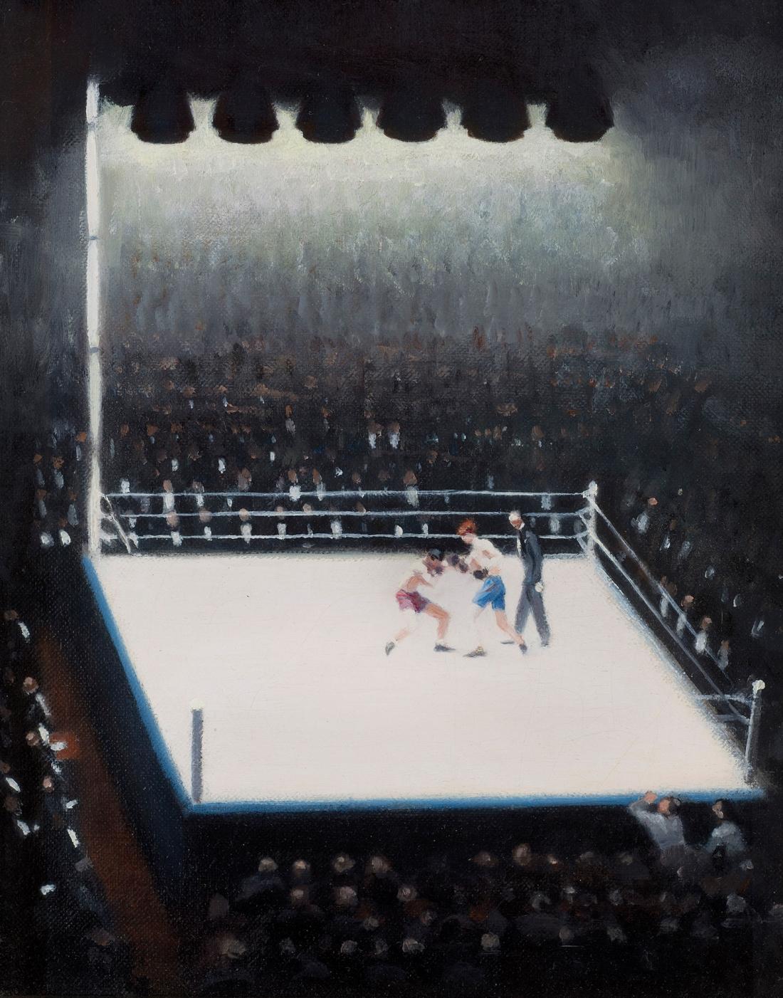 Gluck, Baldock vs. Bell at the Royal Albert Hall