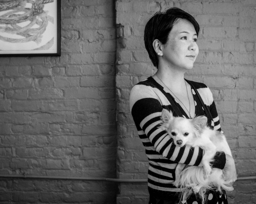 Yuko Shimizu by Catalina Kulczar