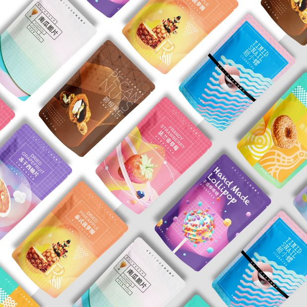 Bestore Series Food Package Design by Tianzi Sheng is Winner in Packaging Design Category, 2018 - 2019