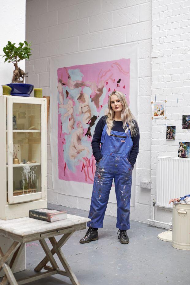 Eleanor Johnson credit Gabriel Kenny-Ryder