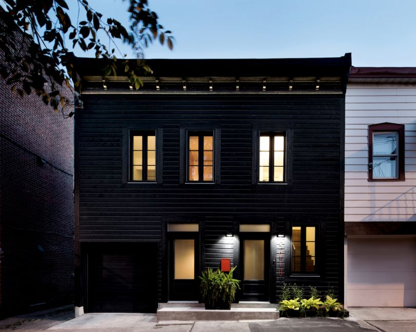 LeJeune Residence, Montreal, Quebec, Canada, 2013, Architecture Open Form. Picture credit: MXMA Architecture & Design/Adrien Williams (page 25)