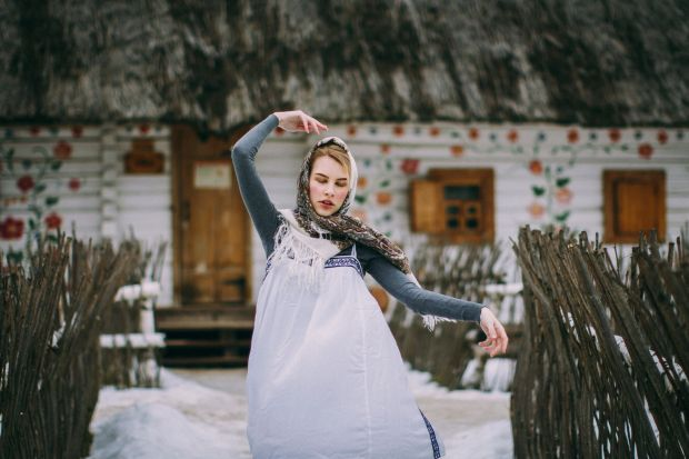 EyeEm Photographer of the Year 2017 Sasha Dudkina from Moscow