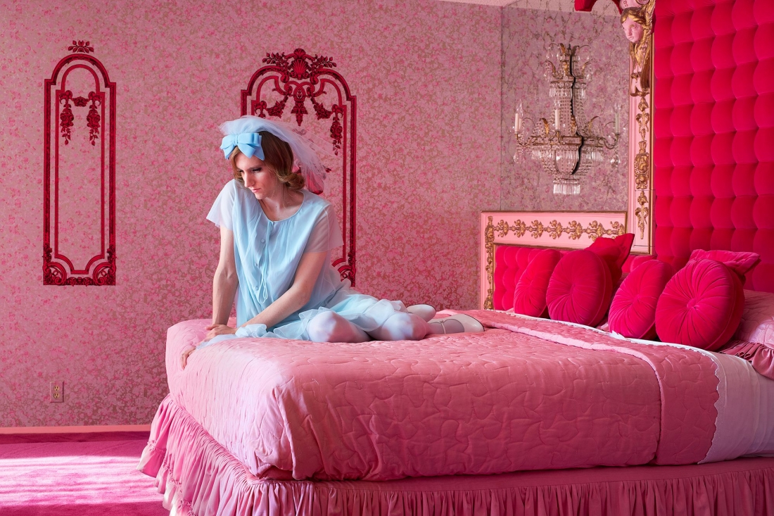 Pink Bedroom, 2017. © Lissa Rivera. Portrait Series Winner, Magnum and LensCulture Photography Awards 2017