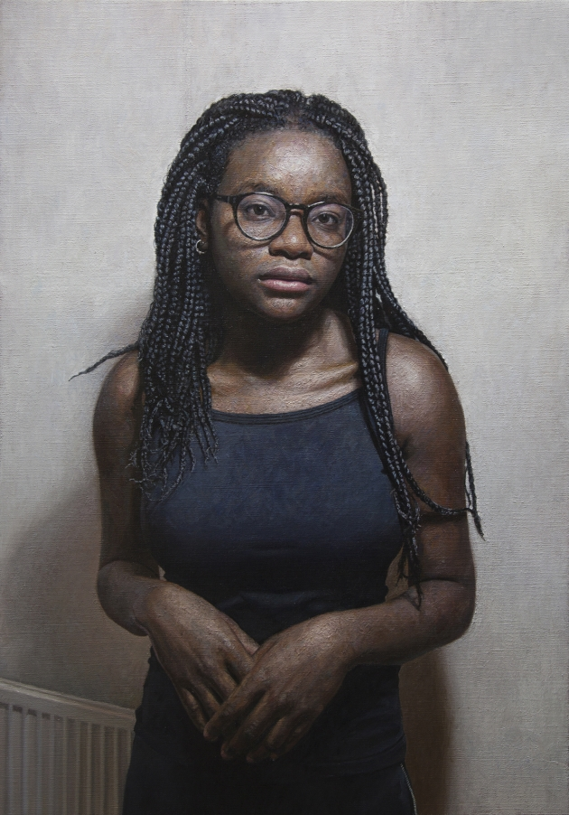 'Eniola Sokalu' by Mark Roscoe - 2017 1st Prize Winner